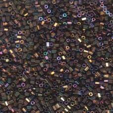 11/0 Seedbead Miyuki 100 Gram Cut Met Purple Gold Iris (188)