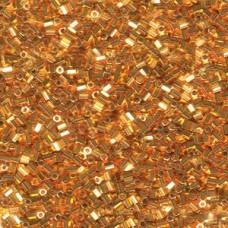 11/0 Seedbead Miyuki 50 Gram Cut 24k Gold Plated (191)