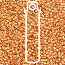 11/0 Seedbead Miyuki 24 Gram Cut Matte 24kt Gold Plated (191F)