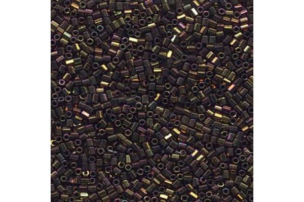Бисер Miyuki 2Cut 11/0 Met Gold Iris-(11c-615) (462)