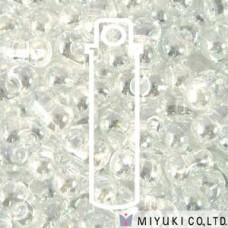Berry 2.5 X 4.5mm Crystal Lstr- Apx 23gm/tb (160)