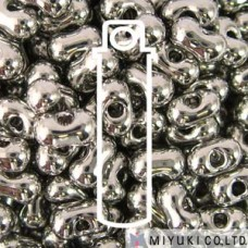 Berry 2.5 X 4.5mm Plldium Plated- Apx 23gm/tb (194)