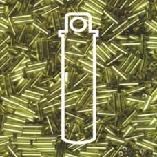 Bugle 2(6mm)chartreuse S/l-aprx 17gm/tb (14)