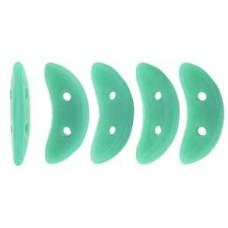 Crescent 3x10mm Turquoise 100 Gm/bg