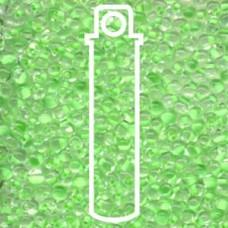 Miyuki Drop 3.4mm Mint Grn-lnd Crystal - 25gm (F10)