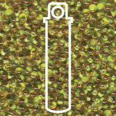 Miyuki Drop 3.4mm Mint Grn Lnd Yellow- 25gm (F11)