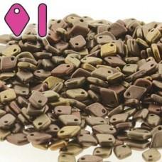 Dragon Scale Bead 1.5x5mm 50 Gm Metallic Mix