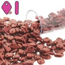 Dragon Scale Bead 1.5x5mm Lava Red -9.5gm/tb