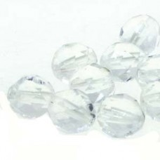 4mm Round Crystal 38 Bds Per Strand