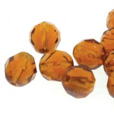 4mm Round Topaz Apprx 38 Bead Per Strand