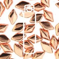 Gemduo 8x5mm Copper Plate 8 + Gm/tb