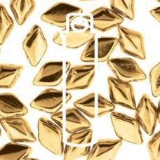 Gemduo 8x5mm 24 Karat Gold Plate 8 + Gm/tb