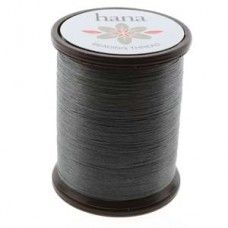 Hana Thread 330dtex = B Pebble Grey 100 Meter Spl