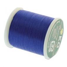 Ko Thread Clear Blue 55 Yds 12/bx 330dtex = B