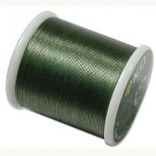 Ko Thread Dk Olive 55 Yds 12/bx 330dtex = B