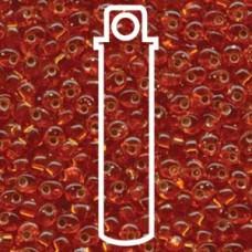 Magatamas 4mm S/l Orange -apx 24gm (8)