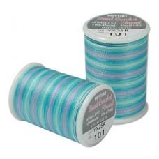 Miyuki Bead Crochet Size 8-caribbean Blue-25m