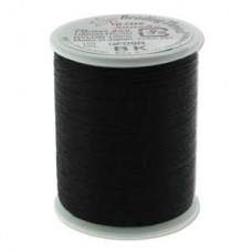 Nozue Sonoko 78dtex=0 Beading Thread Black Spl