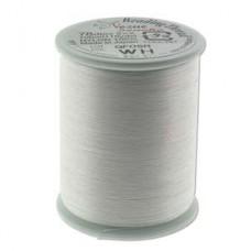 Nozue Sonoko 78dtex Beading Thread White Spl