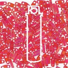 Quarter Tila Matte Tran Red Orange Ab-aprx 7.2gm/tb (140FR)