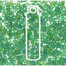 Quarter Tila Matte Trans Green Ab Aprx 7.2gm/tb (146FR)