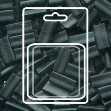 Rectangle 4x9mm Matte Black -apx 17gm/cd (401F)
