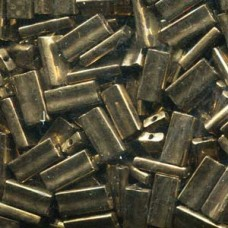 Rectangle 4x9mm Bronze Metallic -100gm/bg (457)