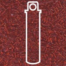 1.8mm Miyuki Cube S/l Flame Red-aprx 8.2gm (10)