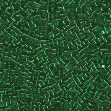 1.8mm Miyuki Cube S/l Green-100gm (16)