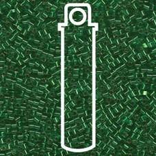 1.8mm Miyuki Cube S/l Green-aprx 8.2gm (16)