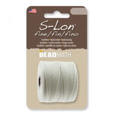 S-lon Fine Tex 135 118yd Cream-1/cd