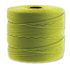Tex 135 Superlon Fine Chartreuse 118(yd Ea)- 4/tb