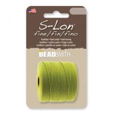 S-lon Fine Tex 135 118yd Chartreuse-1/cd
