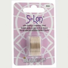 S-lon Bead Cord Tex 35 Beige-1/cd