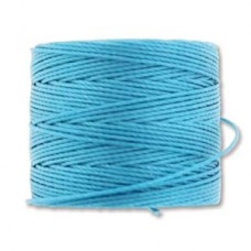 S-lon Bead Cord Bermuda Blue 77yd-tube Of 4