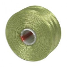S-lon Bead Cord Tex 35 72/bx Chartreuse 9010