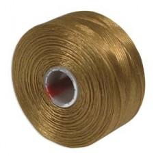 S-lon Bead Cord Tex 35 12/tb Gold