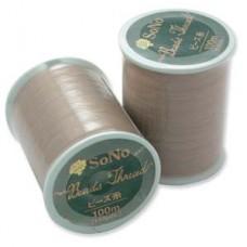 Sono Thread 330dtex = B Natural 100 Meter