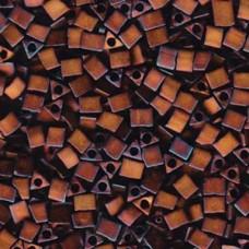 Miyuki Sharp Triangle 5/0 Matte Met Dk Raspberry 100 Gm (2005)