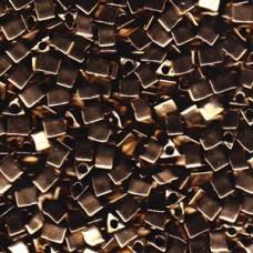 Miyuki Sharp Triangle 5/0 Met Dk Bronze 100 Gm (457)