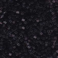 Miyuki Sharp Triangle 8/0 Matte Black 100 Gm (401F)