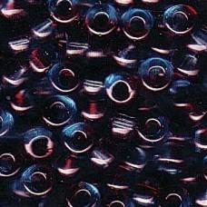 4mm Irrg Round 2 Tone Aqua/ Amethyst-250 Gm (3908)