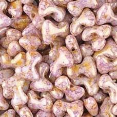 2x8mm Tee Opaque Senegal Brown 48bd/st 5st/bg