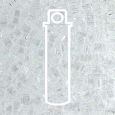 Tila 1/2 Cut 5mm Crystal Aprx 7.8gm/tb (131)