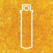 Tila 1/2 Cut 5mm Transp Pale Topzaprx 7.8gm/tb (132)