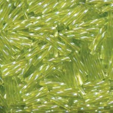Tw Bgl 2x12mm Miyuki 250 Gram Tr Chartreuse Ab (258)