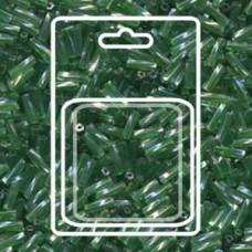 Tw Bgl 2x6mm Miyuki Appx 13gm/cd Tr Green Ab (179)