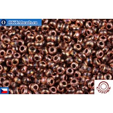 COTOBE Beads CZ 11/0 Copper Etched (04009)