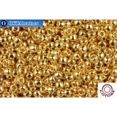 COTOBE Beads 11/0 24kt Gold Plated (1001)
