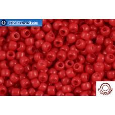 COTOBE Beads 11/0 PANTONE 18-1662 Flame Scarlet (2001)